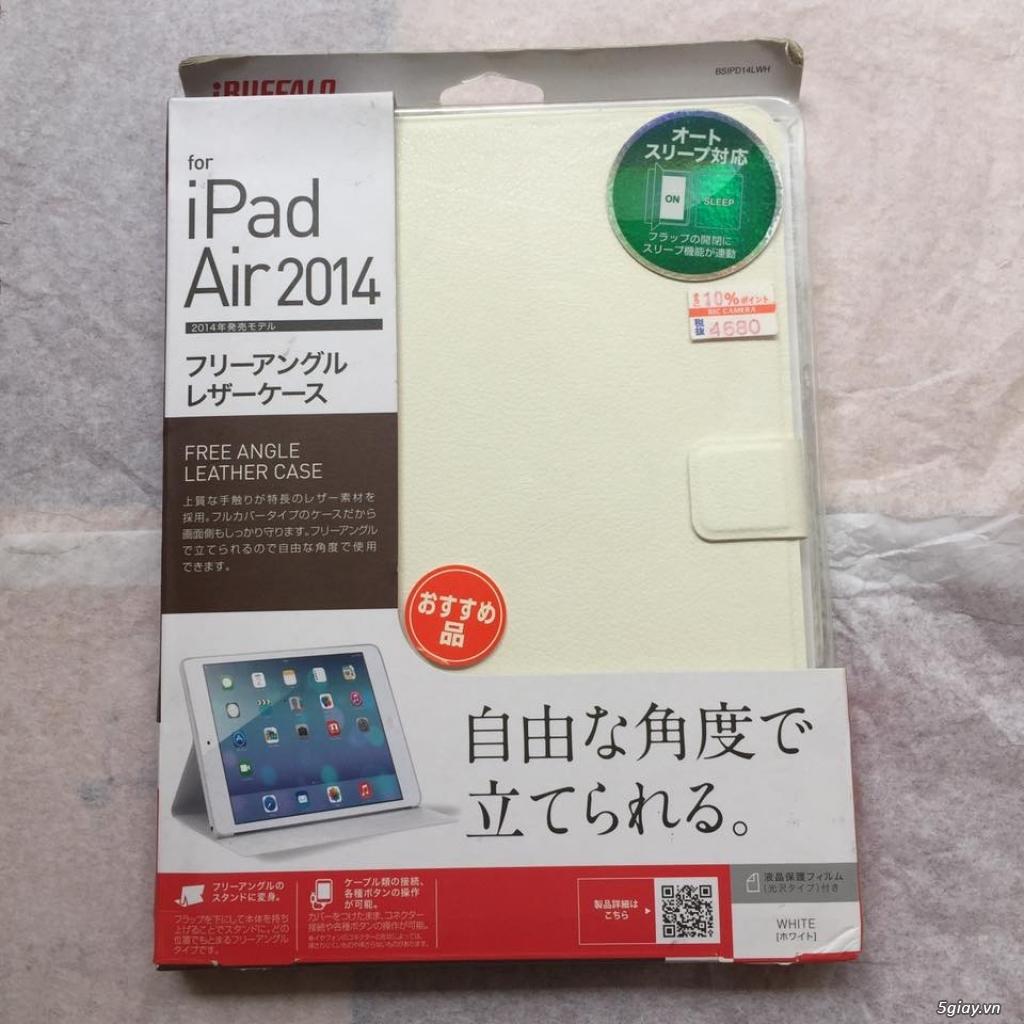 iCaseShop : Chuyên case iBuffalo Nhật Bản chính hãng cho iPad !!! - 11