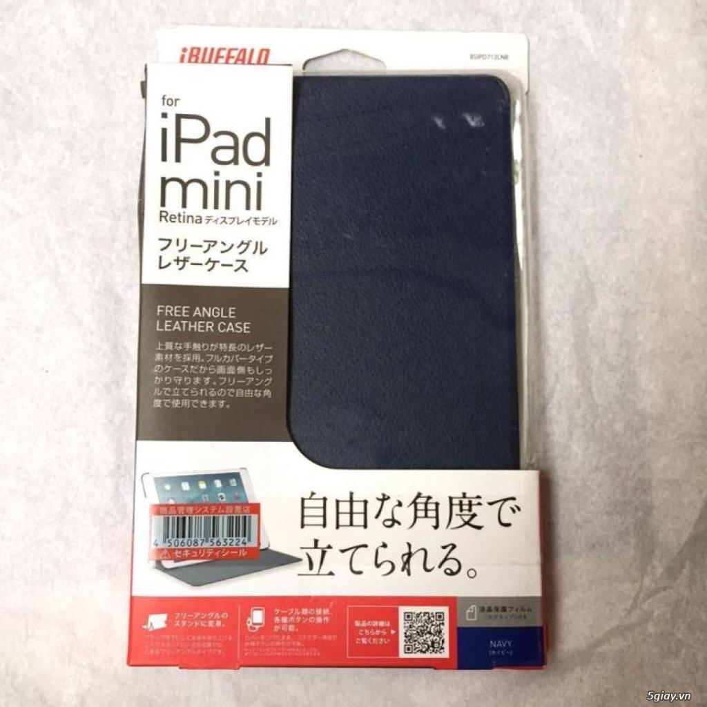 iCaseShop : Chuyên case iBuffalo Nhật Bản chính hãng cho iPad !!! - 2