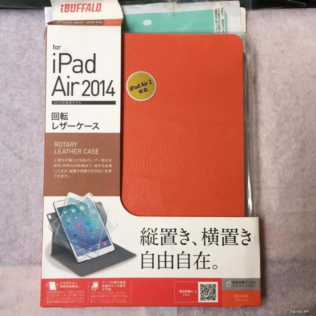iCaseShop : Chuyên case iBuffalo Nhật Bản chính hãng cho iPad !!! - 4