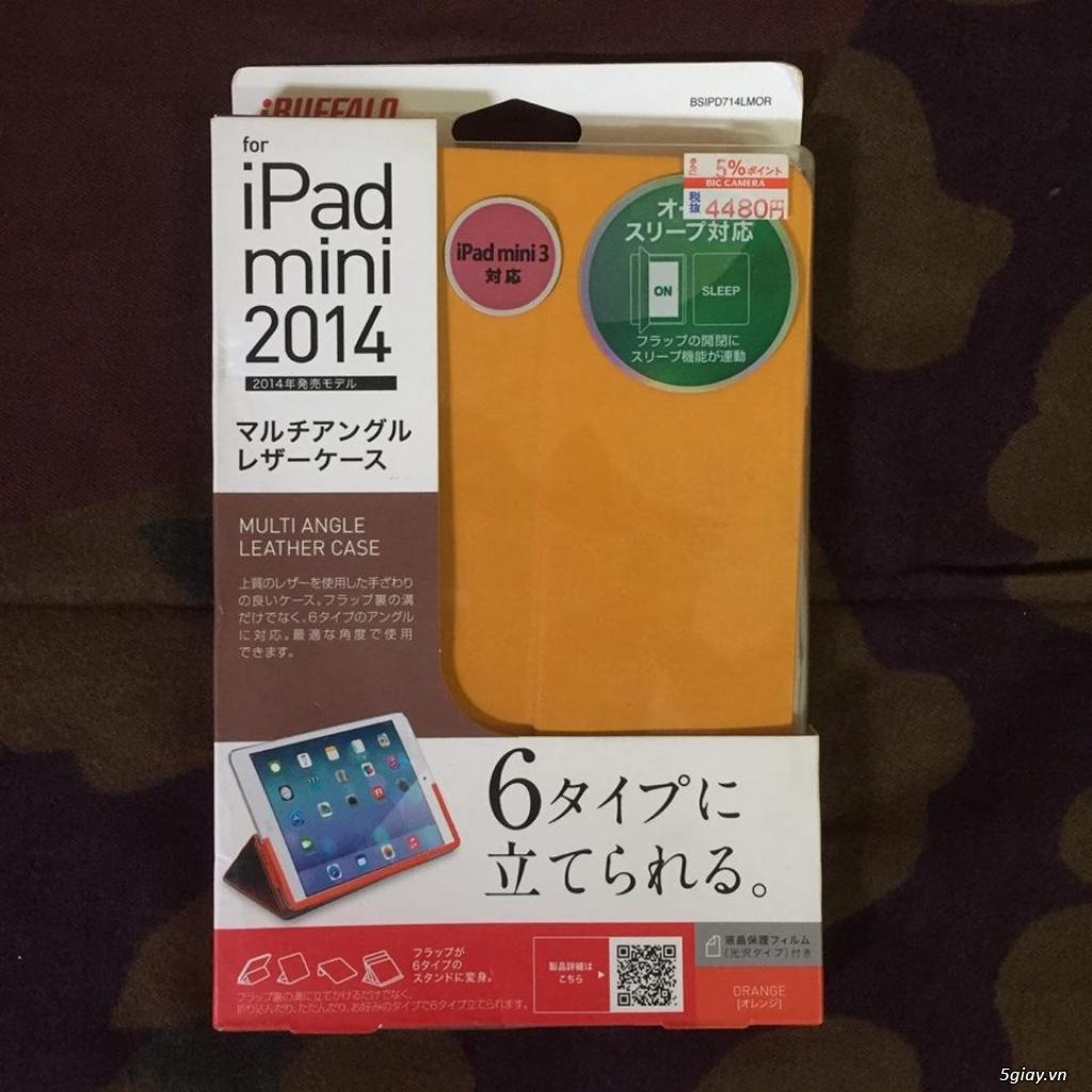 iCaseShop : Chuyên case iBuffalo Nhật Bản chính hãng cho iPad !!! - 15