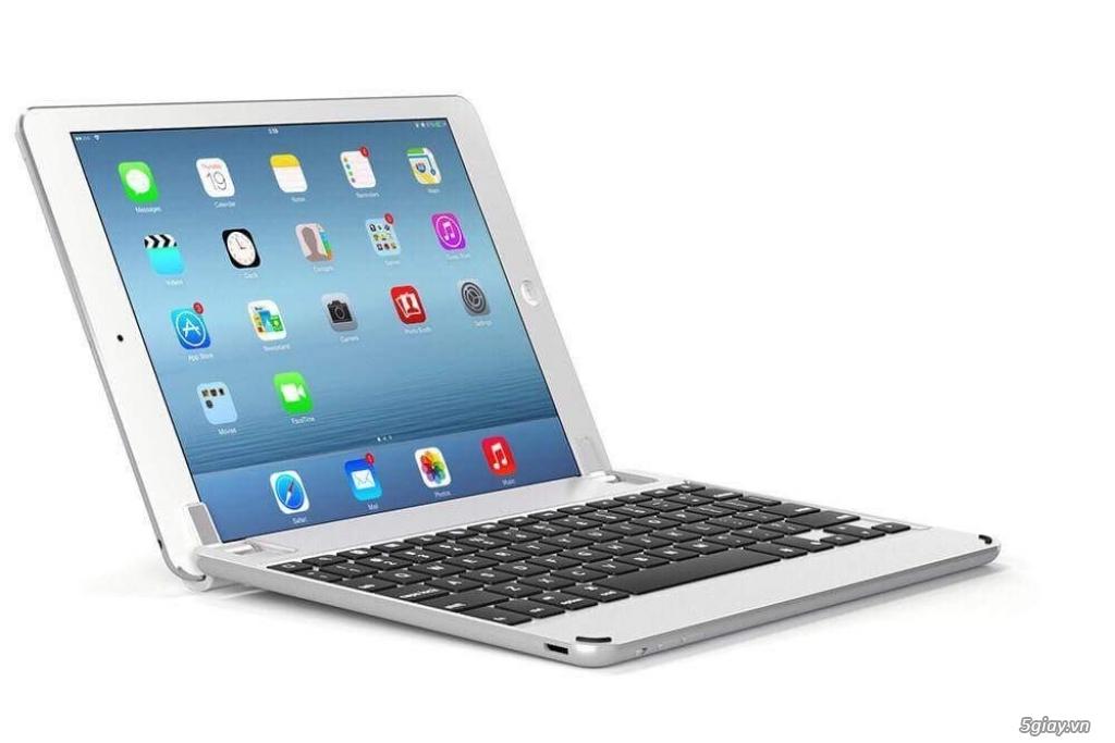 ipad air 2 16g trắng+ bàn phím cần bán