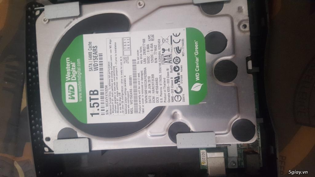 HCM Q3 HDD 3,5 1,5TB WD