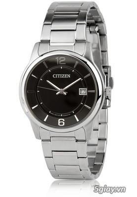 Đồng hồ Seiko - Citizen chính hãng - 24