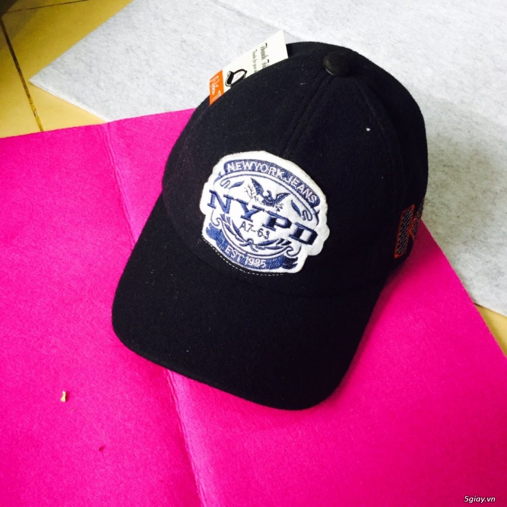 chuyên sỉ nón thời trang,nón đẹp,nón nam nữ giá sỉ 49k, đơn 500k đc sỉ - 3