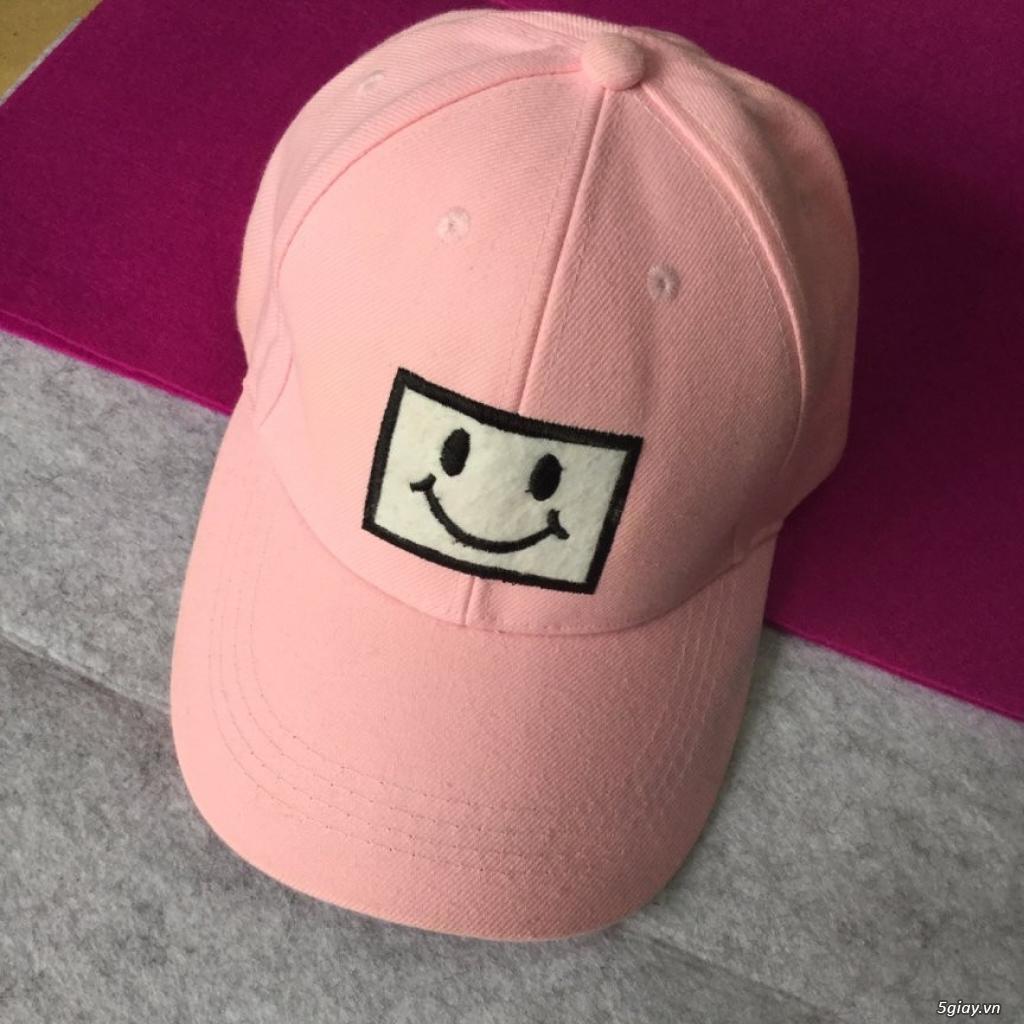chuyên sỉ nón thời trang,nón đẹp,nón nam nữ giá sỉ 49k, đơn 500k đc sỉ - 25