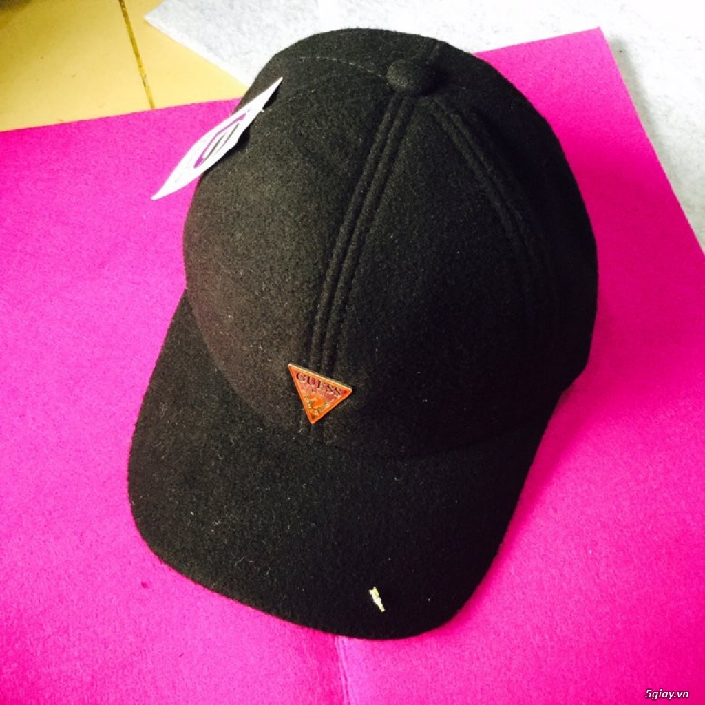 chuyên sỉ nón thời trang,nón đẹp,nón nam nữ giá sỉ 49k, đơn 500k đc sỉ - 6