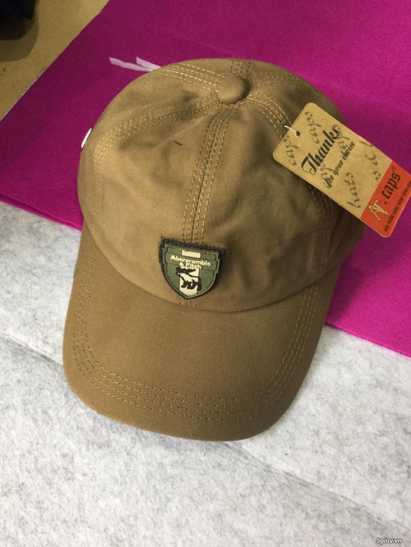 chuyên sỉ nón thời trang,nón đẹp,nón nam nữ giá sỉ 49k, đơn 500k đc sỉ - 12