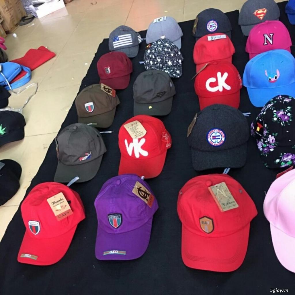 chuyên sỉ nón thời trang,nón đẹp,nón nam nữ giá sỉ 49k, đơn 500k đc sỉ - 31