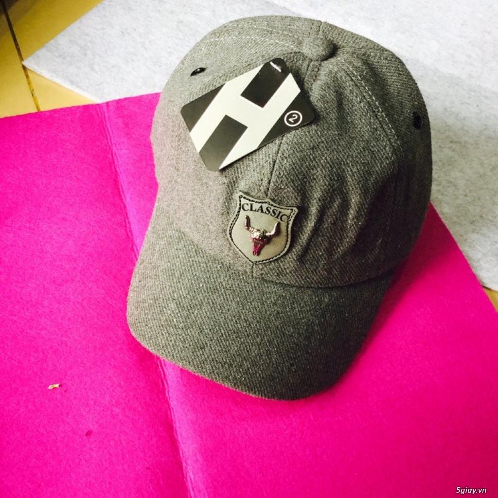 chuyên sỉ nón thời trang,nón đẹp,nón nam nữ giá sỉ 49k, đơn 500k đc sỉ - 8
