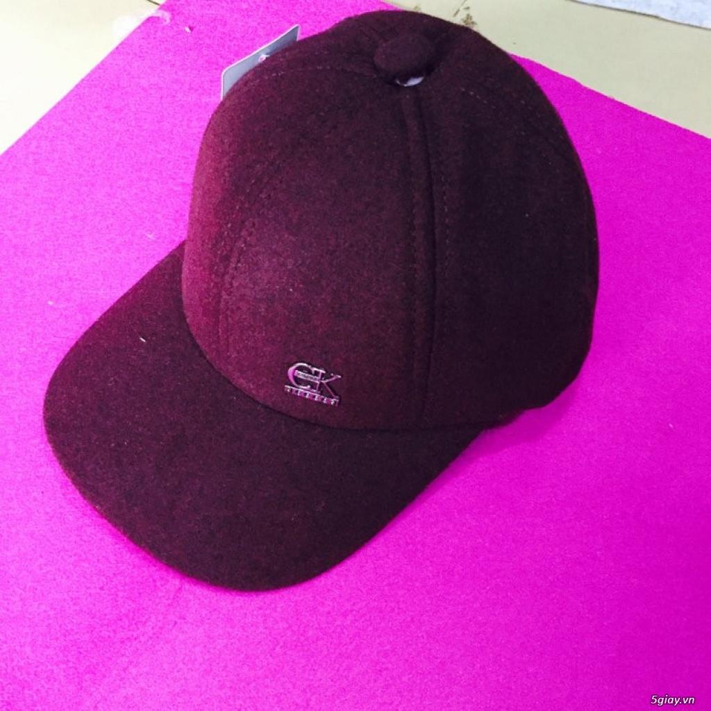 chuyên sỉ nón thời trang,nón đẹp,nón nam nữ giá sỉ 49k, đơn 500k đc sỉ - 1