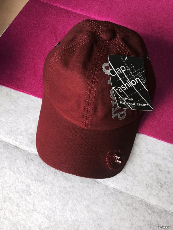 chuyên sỉ nón thời trang,nón đẹp,nón nam nữ giá sỉ 49k, đơn 500k đc sỉ - 15