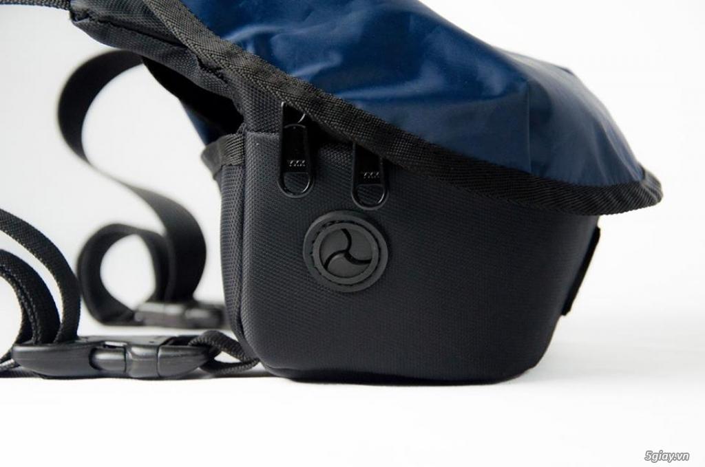 Bán túi Ghi đông K-1605 - Túi GPS - Túi treo đầu xe máy - túi đi phượt - 5
