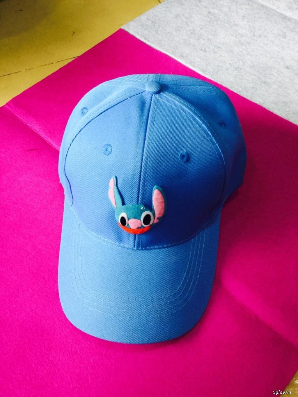 chuyên sỉ nón thời trang,nón đẹp,nón nam nữ giá sỉ 49k, đơn 500k đc sỉ - 9
