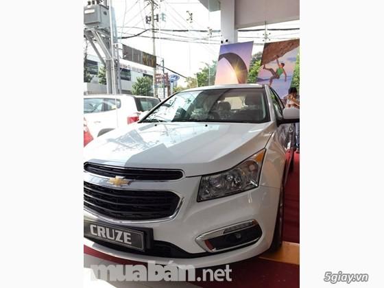 Chevrolet Cruze 2017 chỉ cần thanh toán 10% có xe ngay - 4