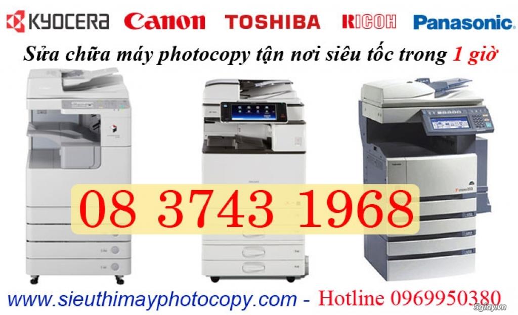Sửa máy in, máy photocopy tại nhà nhanh nhất TP.HCM - 6