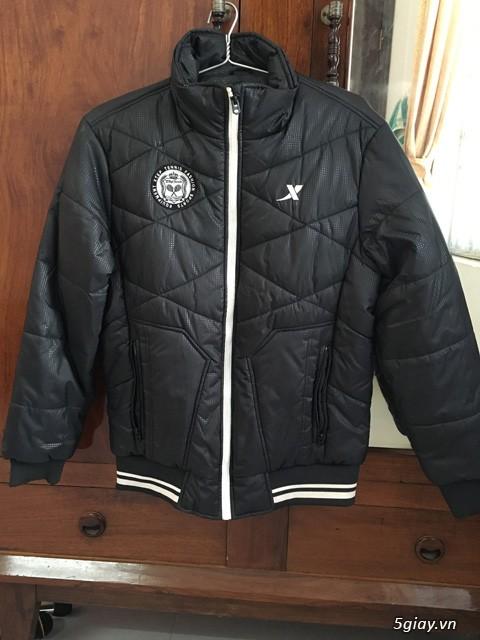 Bán áo phao(áo chống rét mùa đông) hiệu Xtep mới 99%
