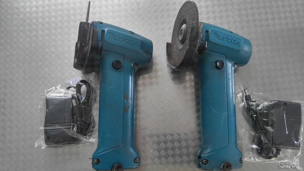 Máy cưa, máy cắt, máy mài, máy cưa cắt đa năng nội địa Nhật - 7