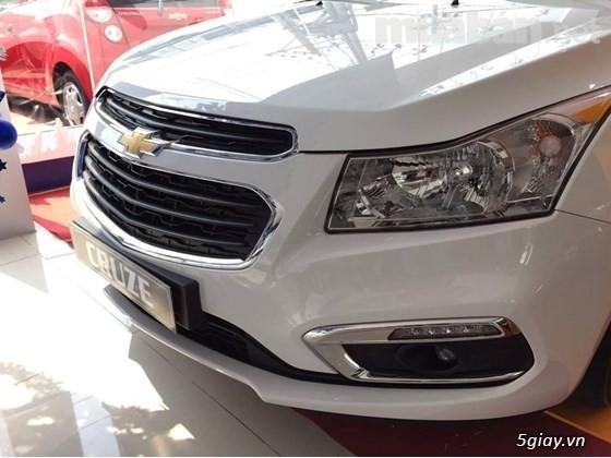 Chevrolet Cruze 2017 chỉ cần thanh toán 10% có xe ngay - 3