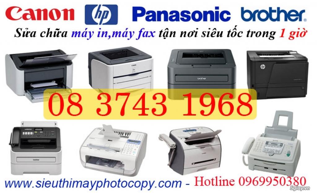 Sửa máy in, máy photocopy tại nhà nhanh nhất TP.HCM - 2