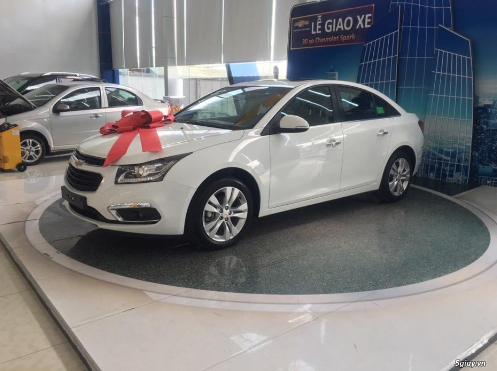 Ưu đãi lên 40Tr khi mua xe Chevrolet trong tháng 12 - Hỗ trợ vay 100% - 2