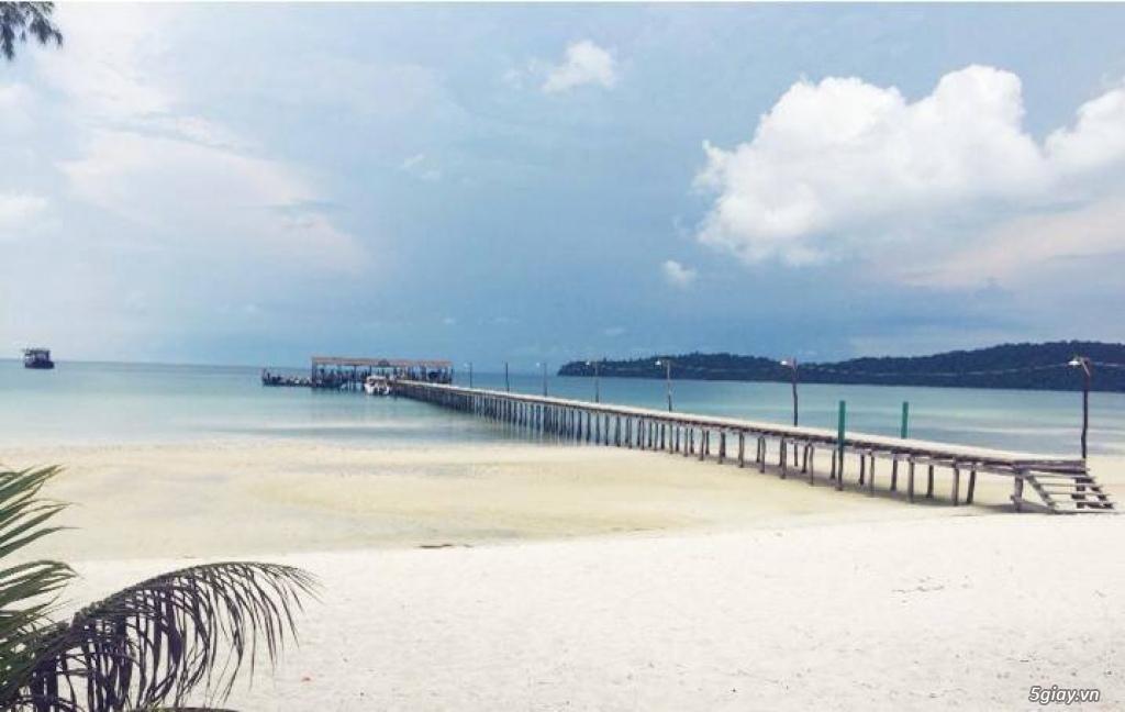 Cam tết Âm lịch 2017:  KORONG – SIHANOUK – NÚI BOKOR - PHNOMPENH - 2