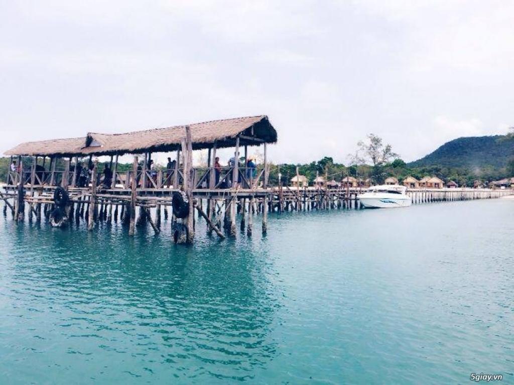 Cam tết Âm lịch 2017:  KORONG – SIHANOUK – NÚI BOKOR - PHNOMPENH - 1
