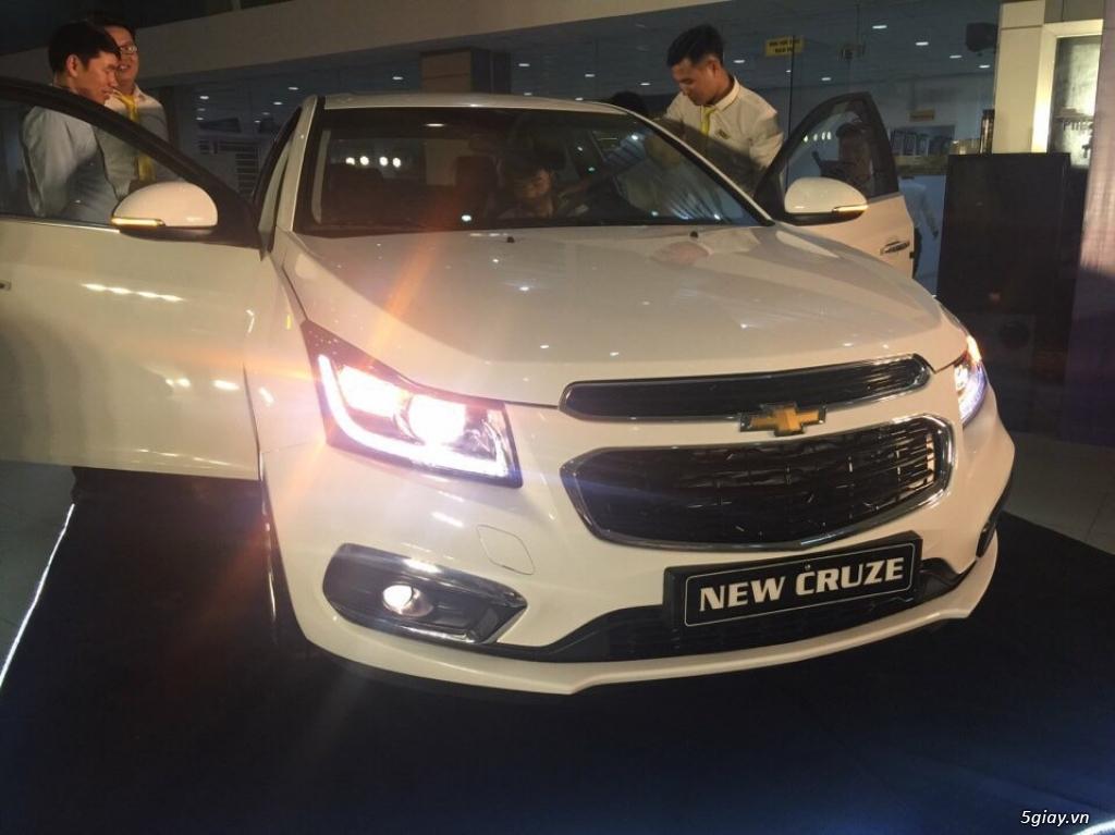 Bán xe Chevrolet Cruze 2017 giá rẻ nhất Tp.hcm - 4