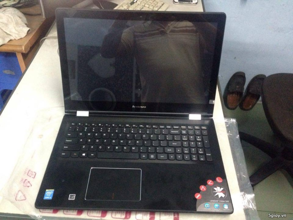 Lenovo Yoga 500 15IBD I3 5020U FHD Touch 360, fullbox, BH 2 năm - 4
