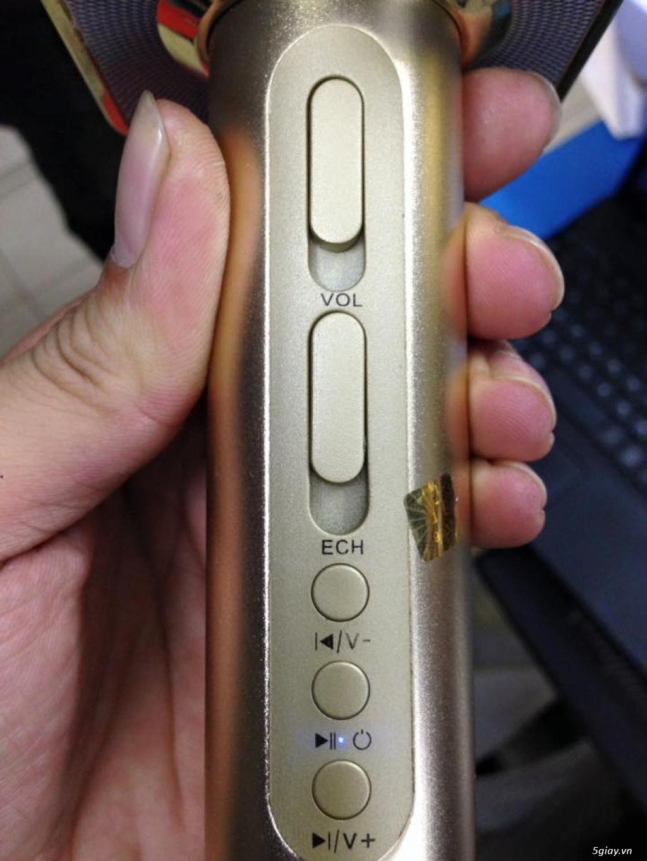 Micro Karaoke Bluetooth Magic YS-11,mẫu mới nhất hiện nay - 1