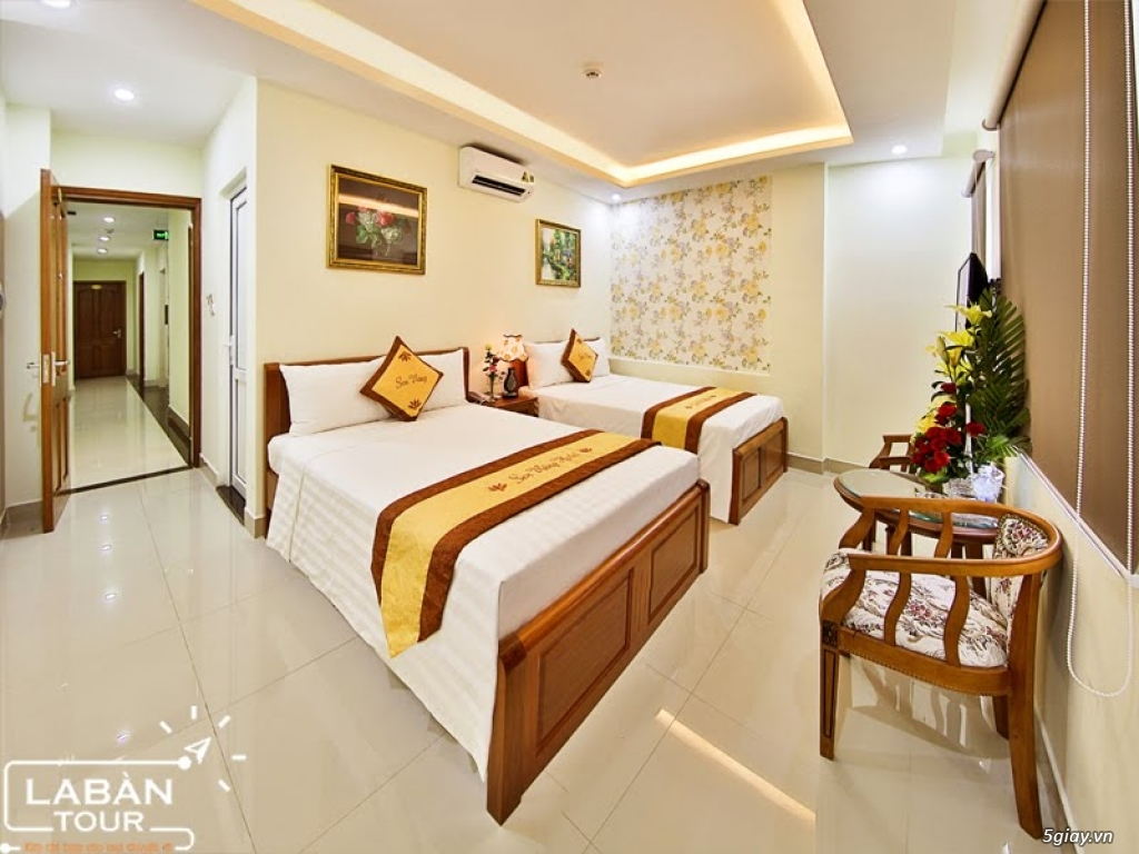 Khách sạn giá rẻ ven biển Mỹ Khê Đà Nẵng  chỉ 250k ngày - 4