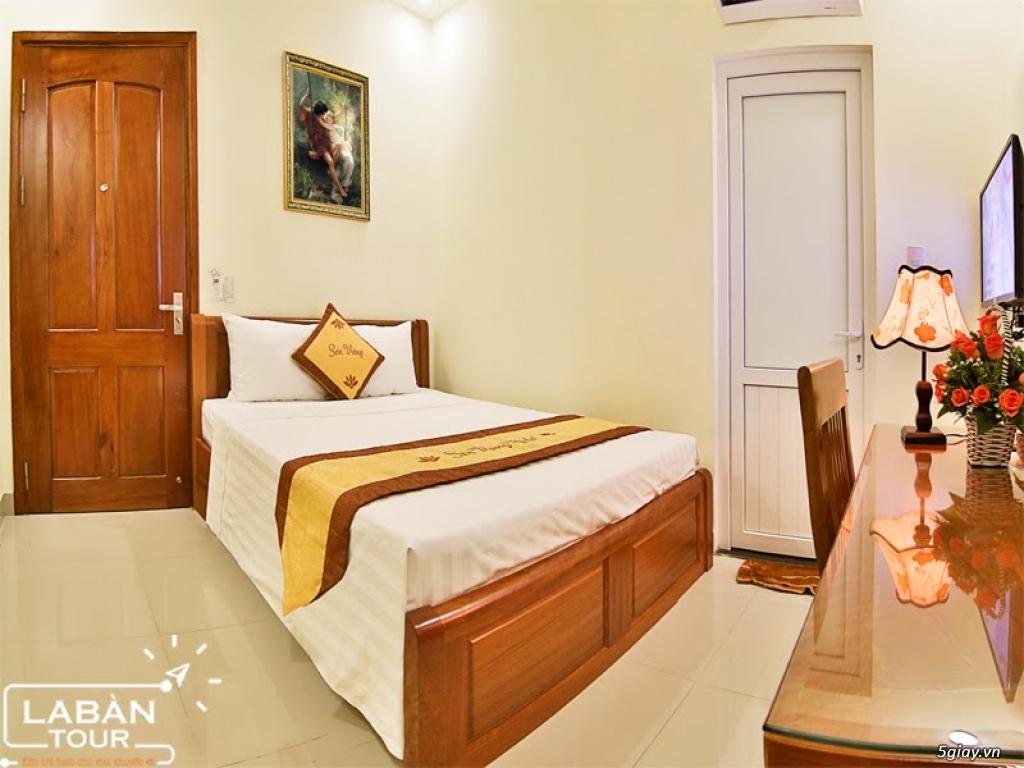 Khách sạn giá rẻ ven biển Mỹ Khê Đà Nẵng  chỉ 250k ngày - 1