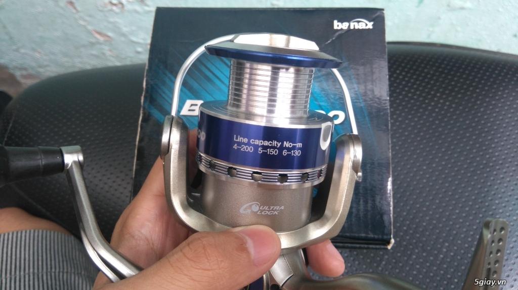 thanh lý máy câu Banax baron 3500 - 3