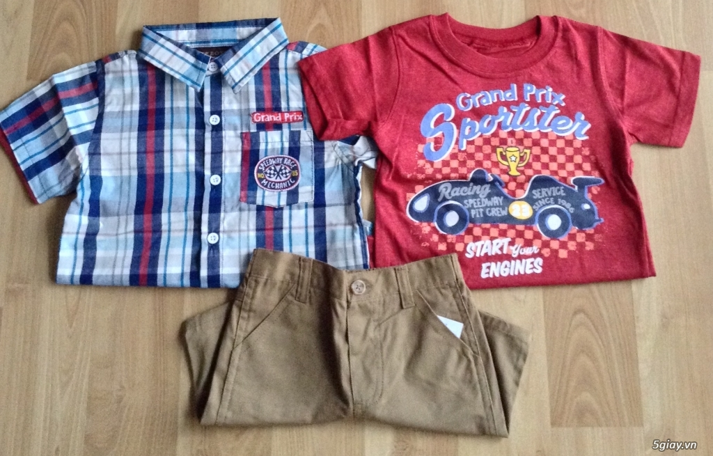 Quần áo bé trai & bé gái USA - 23
