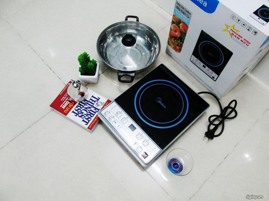 Bếp điện từ, bếp hồng ngoại nấu siêu nhanh, an toàn, tiết kiệm (Mới) - 3
