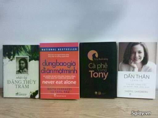 Sách cũ &mới cần bán - 1