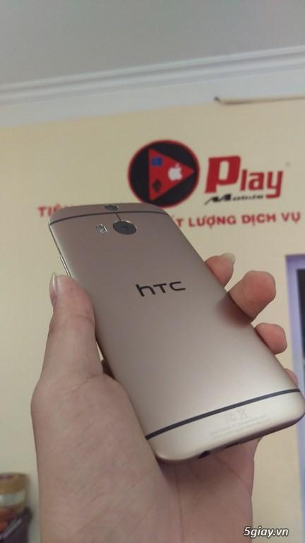 HTC ONE M8 32GB LIKENEW fullbox giá rẻ nhất hà nội - 1