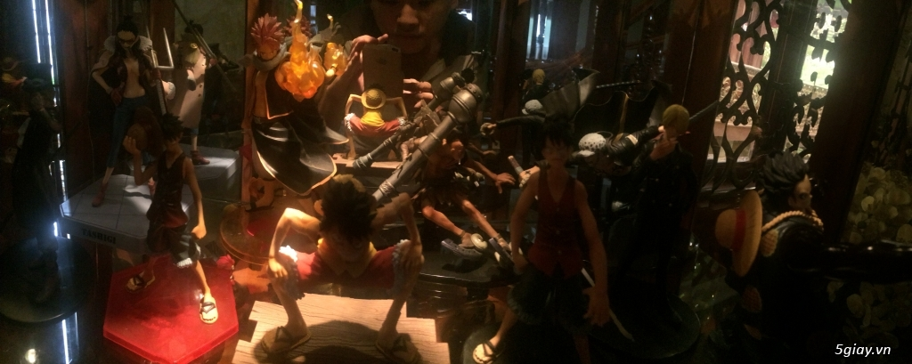 Figure one piece real - 1