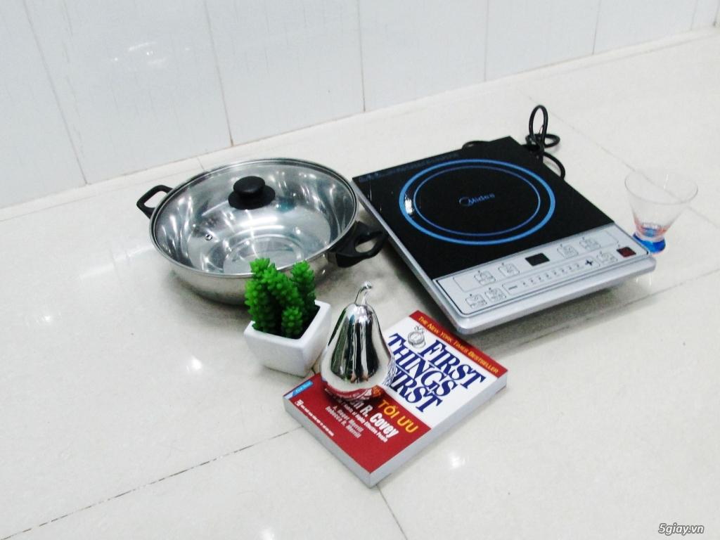 Bếp điện từ, bếp hồng ngoại nấu siêu nhanh, an toàn, tiết kiệm (Mới) - 2