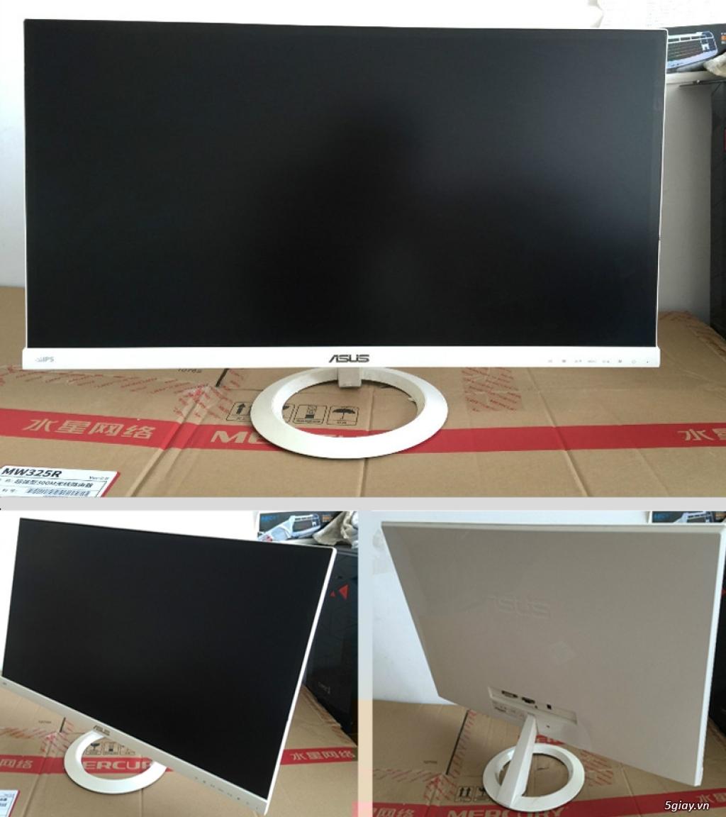 """Màn hình LCD Asus LG SamSung Philips AOC 27"""" Full-HD AH-IPS, PLS, Curved Cong, 4K UltraHD giá rẻ.. H - 4"""
