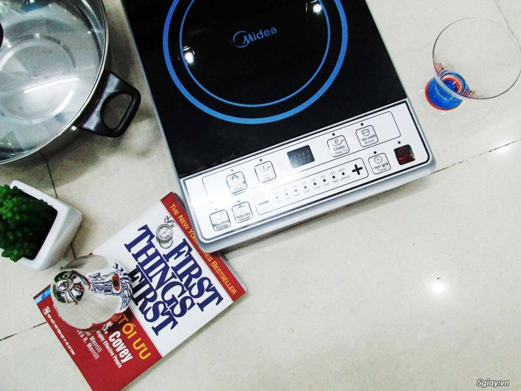 Bếp điện từ, bếp hồng ngoại nấu siêu nhanh, an toàn, tiết kiệm (Mới) - 1