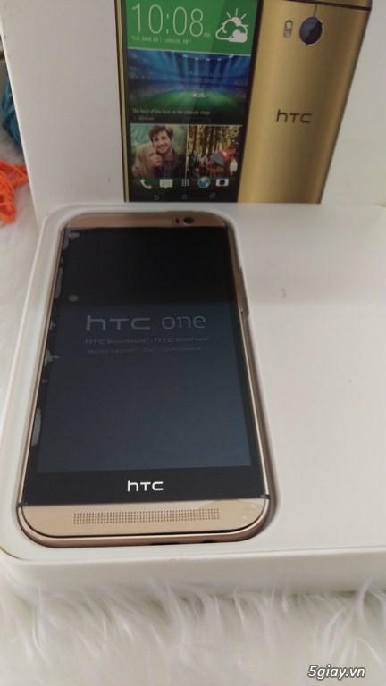 HTC ONE M8 32GB LIKENEW fullbox giá rẻ nhất hà nội - 3