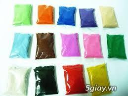 Cát Màu Trang Trí - CÁT MÀU CHÚC PHÚC giá rẻ , bán Cát màu 0942189123 - 2