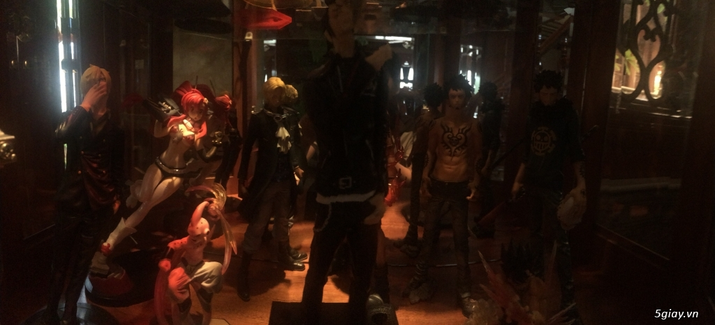 Figure one piece real