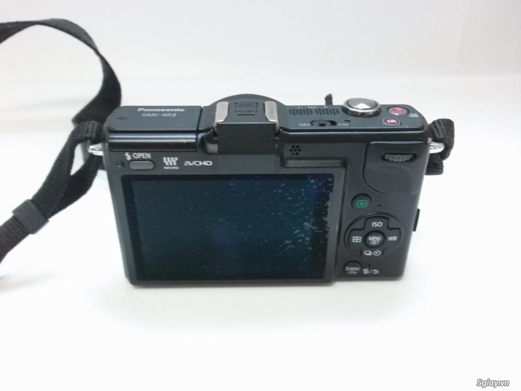 Máy ảnh panasonic gf2 lens lumix 14mm - 2