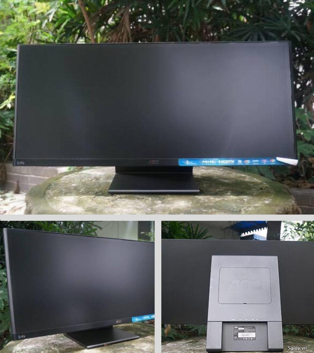"""Màn hình LCD Asus LG SamSung Philips AOC 27"""" Full-HD AH-IPS, PLS, Curved Cong, 4K UltraHD giá rẻ.. H - 16"""