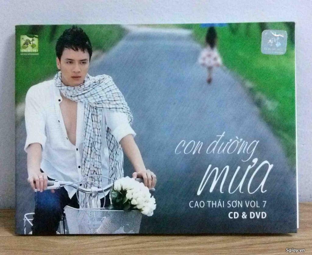 Cần bán một vài Đĩa CD nhạc Việt gốc mới 90-100% - 18