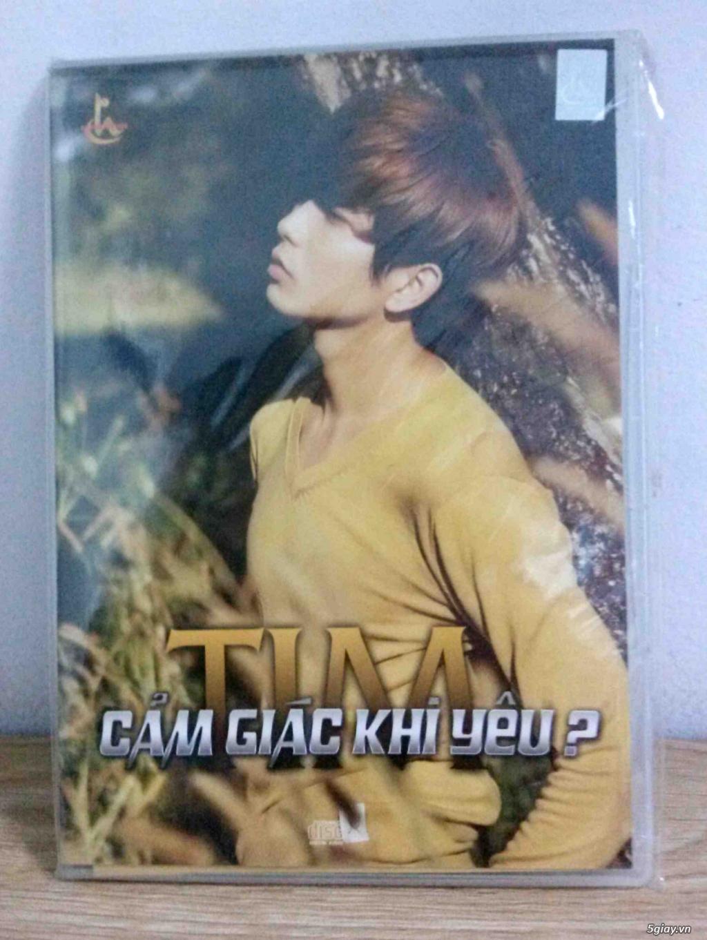 Cần bán một vài Đĩa CD nhạc Việt gốc mới 90-100% - 4