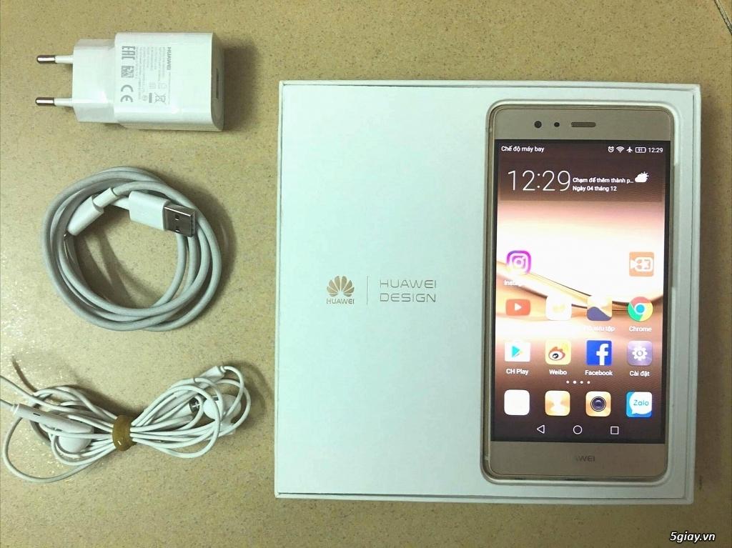 Huawei P9 (Gold hàng Cty)  fullbox - 2