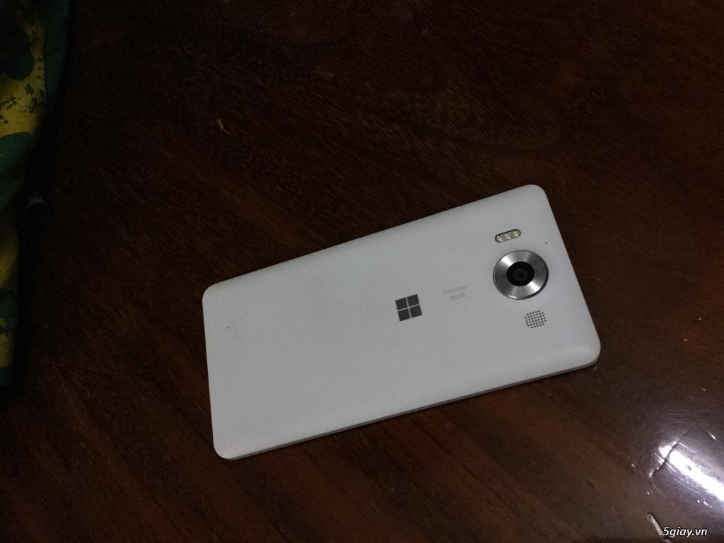 Bán lumia 950 - 3