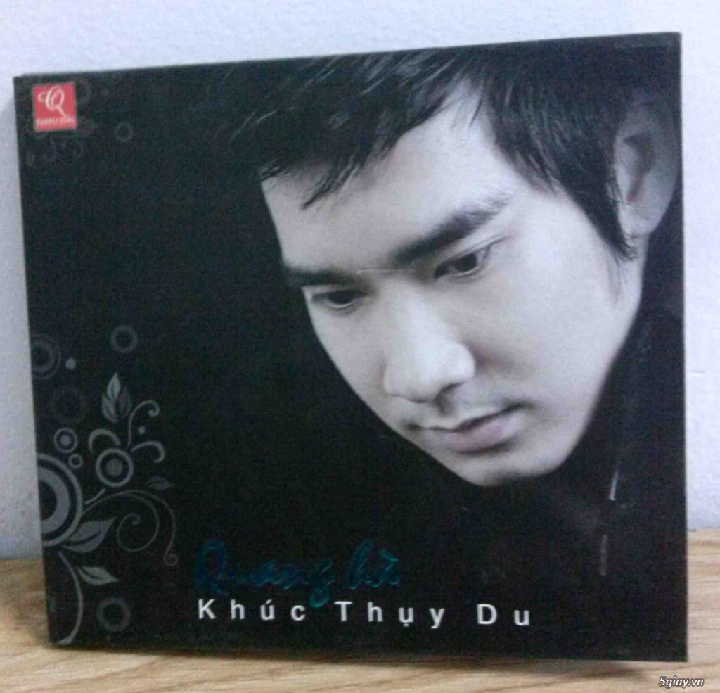 Cần bán một vài Đĩa CD nhạc Việt gốc mới 90-100% - 10